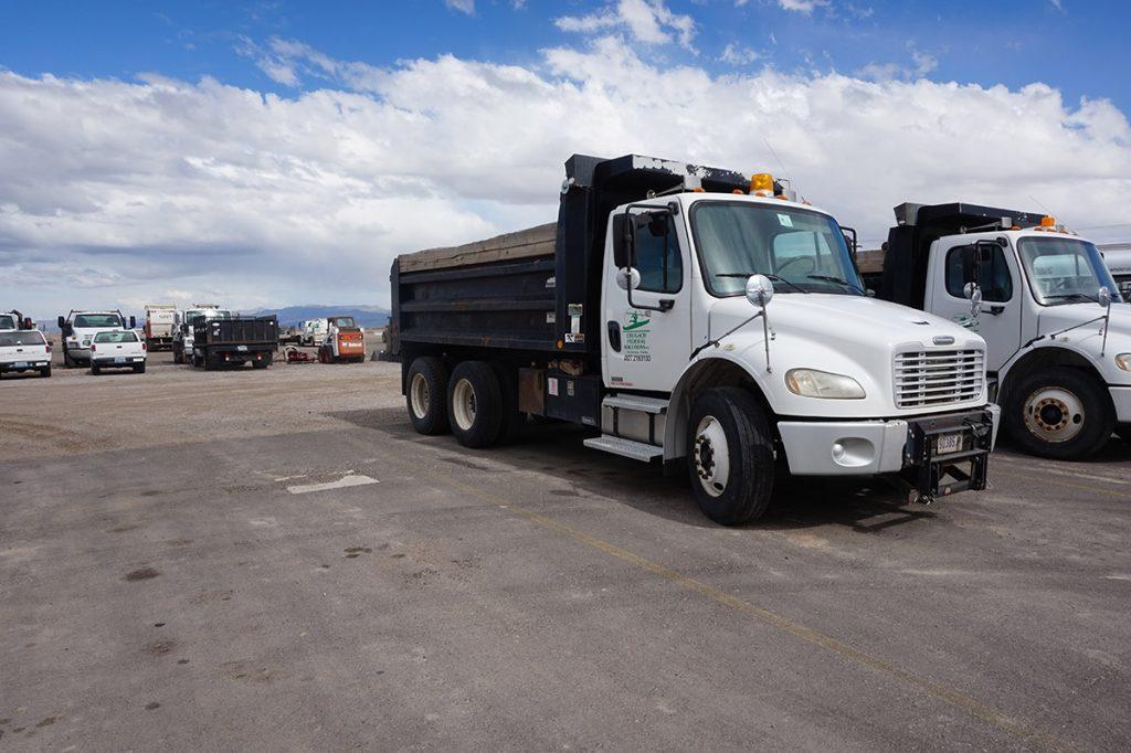 Chugach Trucks