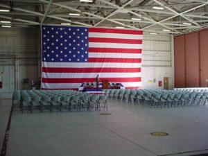 NAS Fallon Warfighter Ceremony