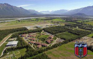 Alaska JCC Aerial